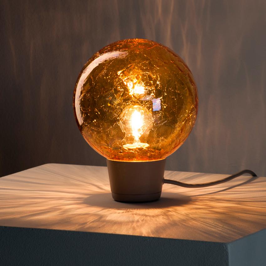 'Shibuya' table light by Thomas Bernstrand for Zero Lighting, £330, David Village Lighting (davidvillagelighting.co.uk)
