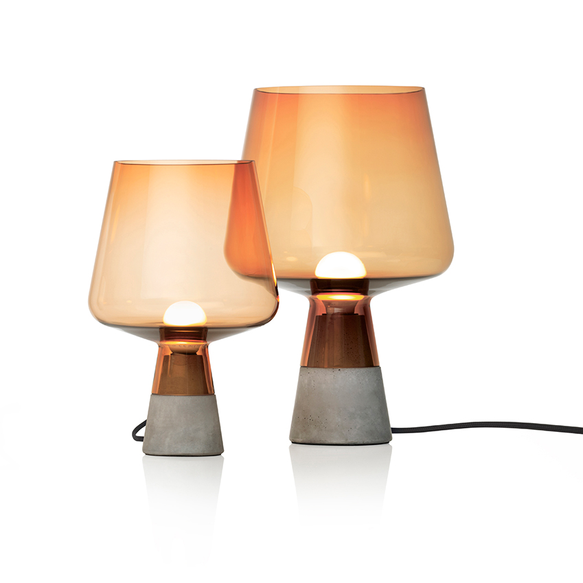 'Leimu' table light by Magnus Pettersen for Iittala, from £495, Skandium (skandium.com)