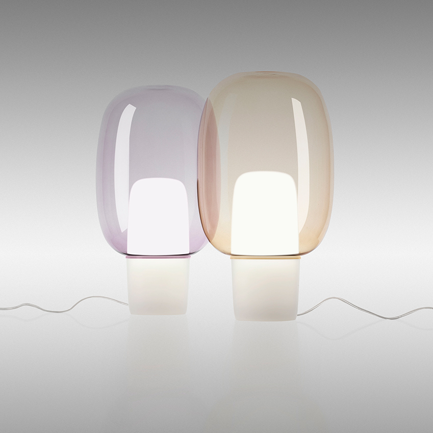 'Yoko' table light by Anderssen & Voll, £252, Foscarini (foscarini.com)