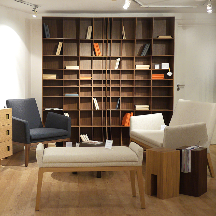 Joined + Jointed's showroom in London's Kings Cross