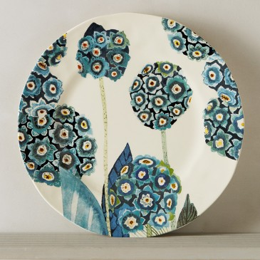 'Garden Buzz' plate, Anthropologie