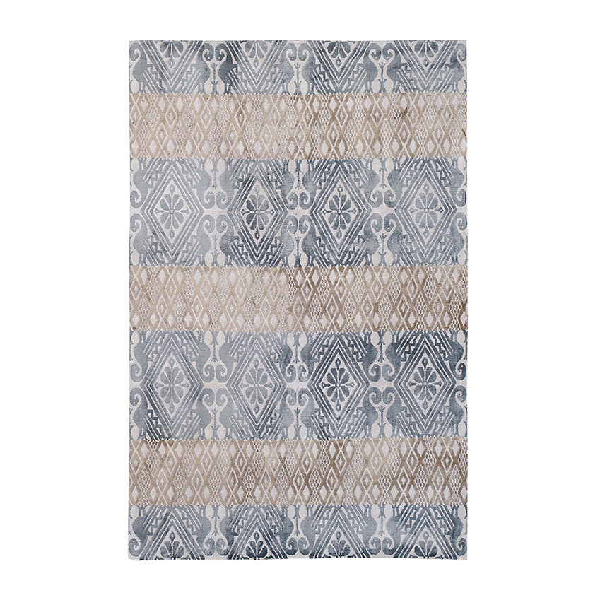 'St Flavia' rug, £1,062 per square metre, Luke Irwin (lukeirwin.com)