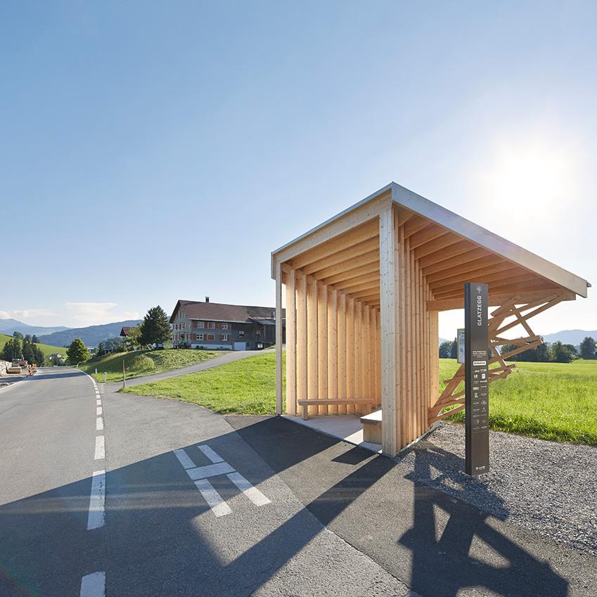 Instant Shelter Mby Architects : Architectural shelters elle decoration uk