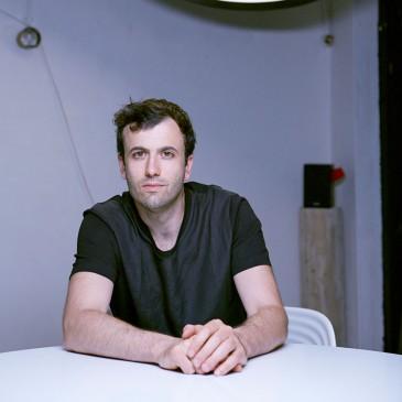 Paul Cocksedge photographed by Joe McGorty