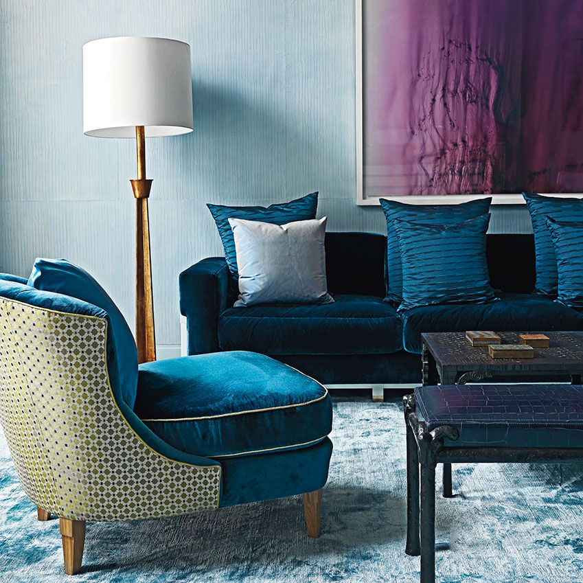 David collins estate auction at christie s elle - How to be an interior designer ...