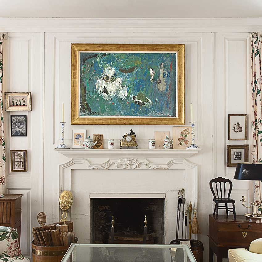 An Auction Of The Late Interior Designer Bunny Mellons