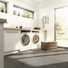 Washing machine by Grundig