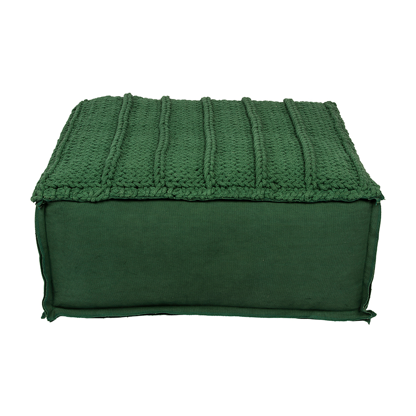 '4' pouf, £195, Broste Copenhagen (brostecopenhagen.com)