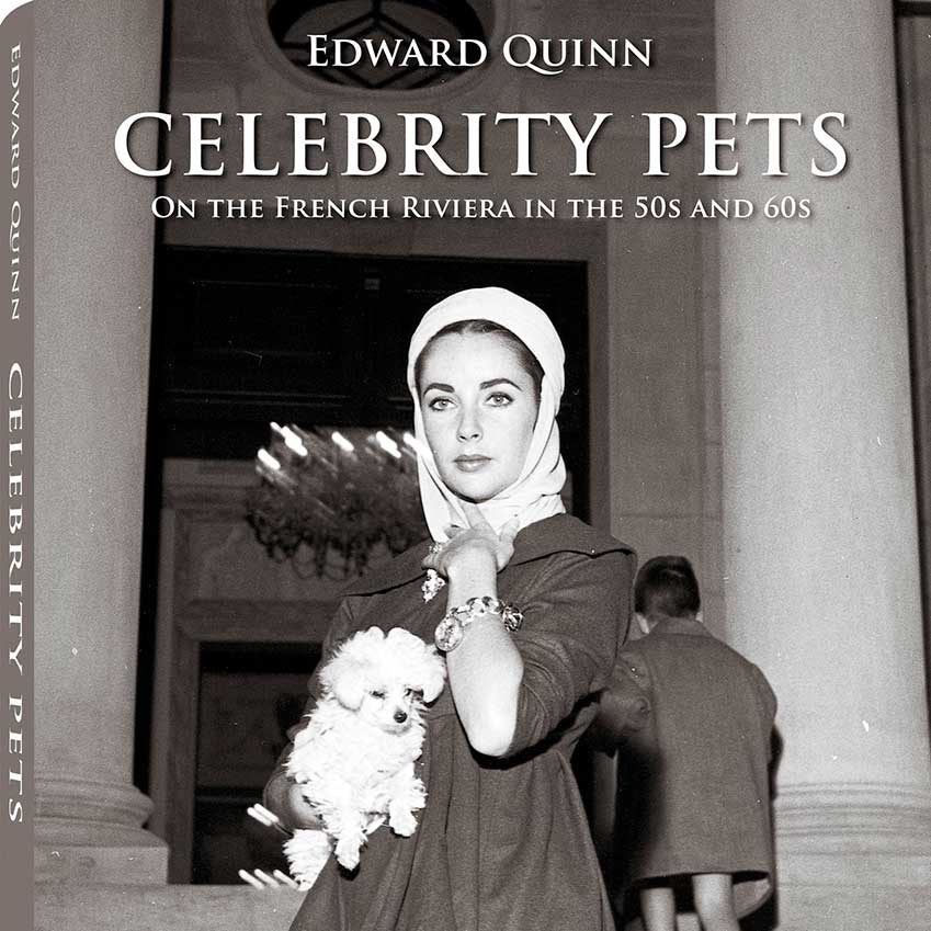 Brigitte Bardot sunbathing with her black spaniel, Clown; Picasso with his dachshund, Lump; and W Somerset Maugham with his Pekingese, Chin: these are just three of the human-animal pairings on show in this new book, which captures the hedonism of the French Riviera in quirky style. It's not all lapdogs and fluffy cats: piglets, swans, goats and chimpanzees play starring roles, too. Celebrity Pets on the French Riviera in the 50s and 60s by Edward Quinn (teNeues, £50)