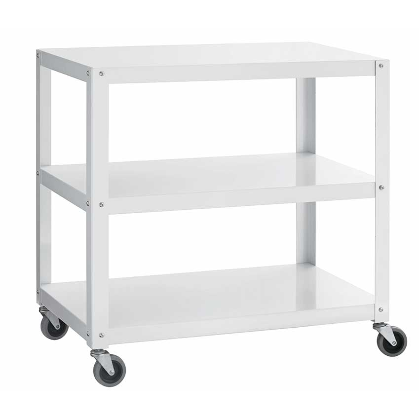 Habitat S Affordable Smithy Bookcase Desk And Trolley