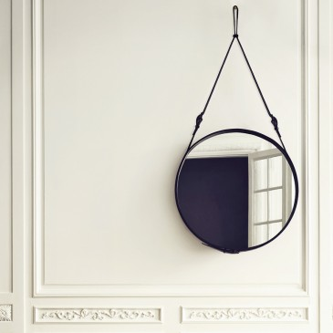 'Adnet' mirror by Gubi