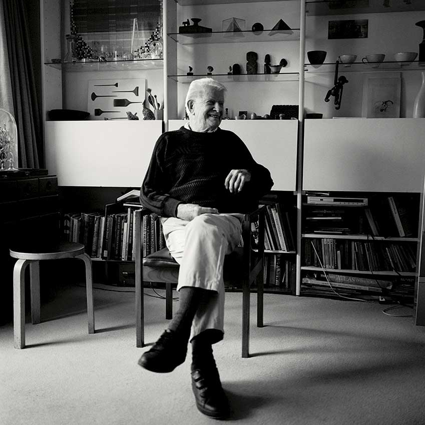 OUTSTANDING CONTRIBUTION TO DESIGN: ROBIN DAY – Britain's best-known 20th-century furniture designer, Day was part of a generation of Modernist pioneers whose admirably democratic goal was to make good design available to all. He fulfilled his ambition, and then some, with his universally popular affordable, stackable polypropylene chair of the early 1960s