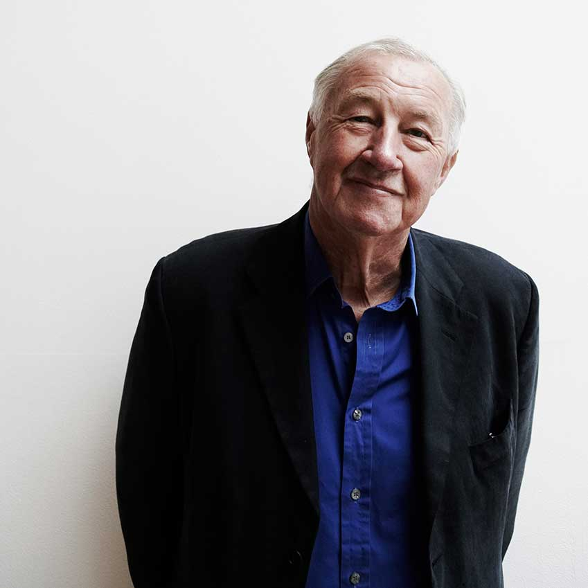 OUTSTANDING CONTRIBUTION TO DESIGN: SIR TERENCE CONRAN –Where would the British Design Industry be without Sir Terence Conran? It's hard to imagine. He's had more influence on the way Britons shop, dine out and decorate their homes than any other designer of his generation. Trained at London's Central Saint Martins College, he started out with the belief that good design should be something for the many, not the few. It's an ideal he's remained faithful to throughout his career - from his popular 'Nature Study' ceramics of the 1950s for pottery brand Midwinter to his establishment of Habitat in 1964 and The Conran Shop in 1973. And he's still going strong (conranshop.co.uk)