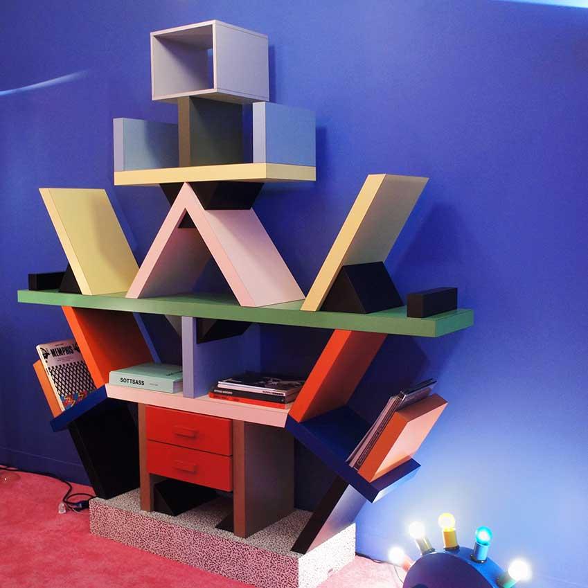 Memphis Furniture Company: Design Miami: The Highlights