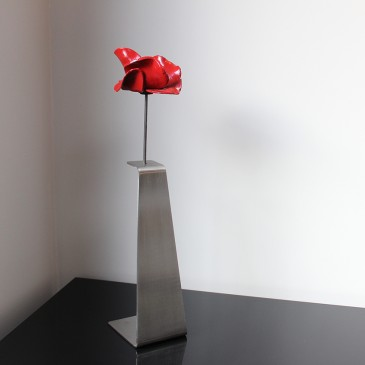 Metalcraft's Tower of London poppy stand