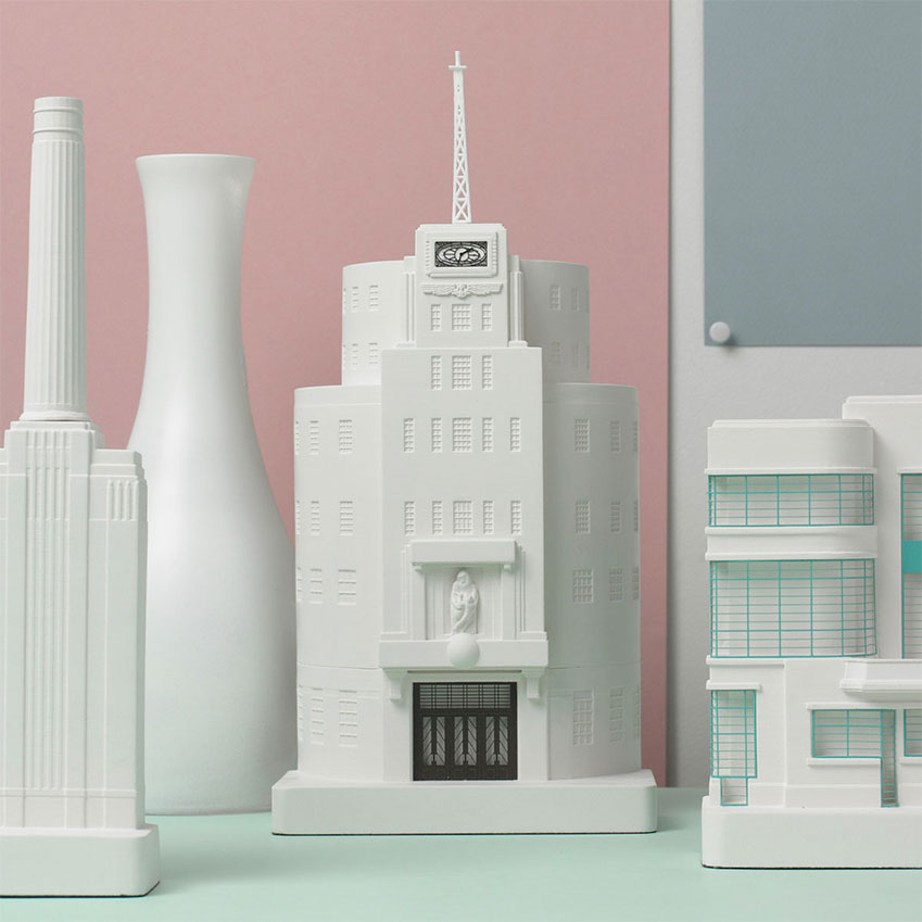 Chisel & Mouse – These mini 3D models of homes, created using photos or Google Street View, are the ultimate gift for house-proud friends. Crafted by brothers Robert and Gavin Paisley, they make brilliant bookends. From £1,000 each (chiselandmouse.com)