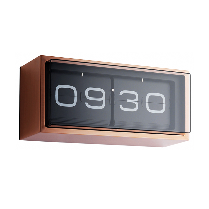 Leff copper clock habitat