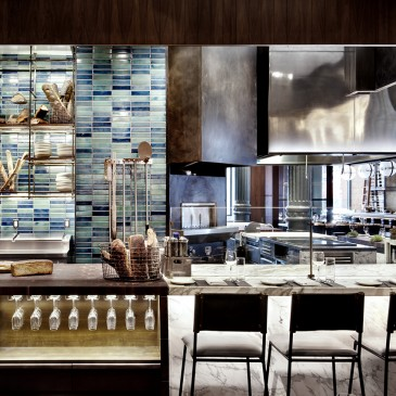 Chef's Club by Rockwell Group in New York City's NoLiTa