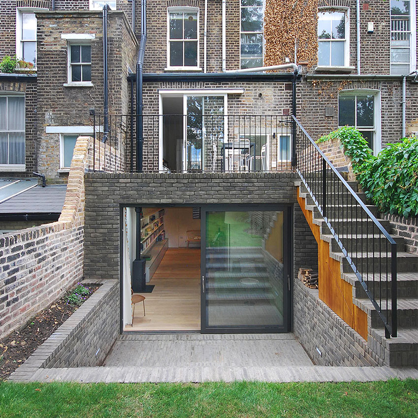 Victorian Basement: Don't Move, Improve