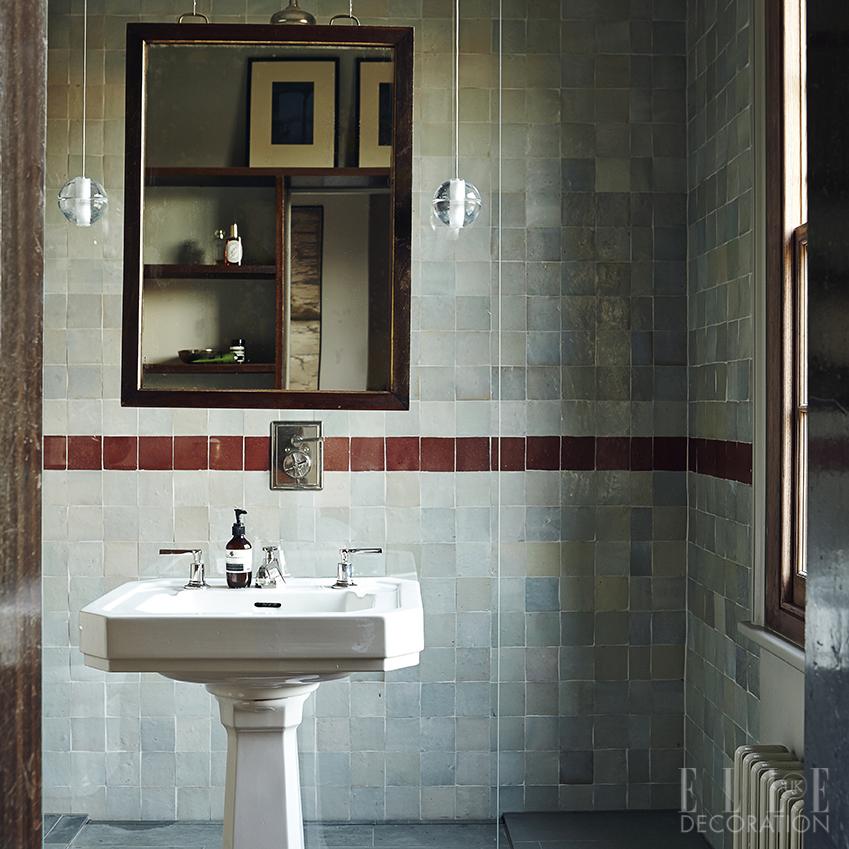 Vintage bathroom decor - Bathroom Decoration Ideas Elle Decoration Uk