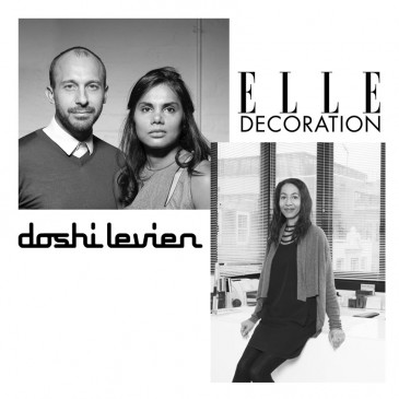 In conversation with ELLE Decoration and Doshi Levien