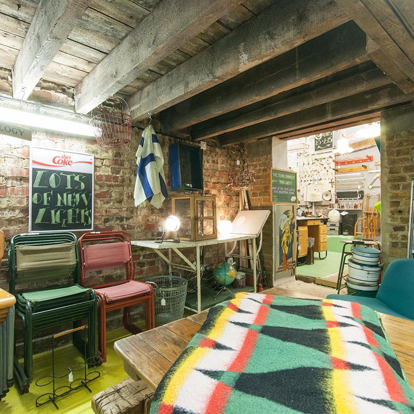 Secret addresses for vintage | ELLE Decoration UK