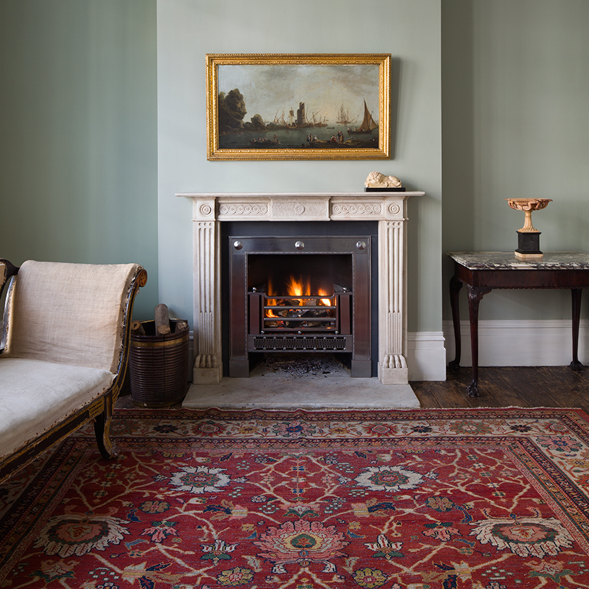 Secret Addresses For Fireplaces Elle Decoration Uk