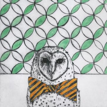 'Owl' by Devi Singh
