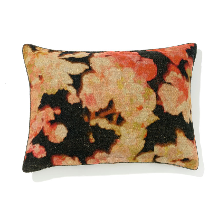 'Blossom' cushion, £89 (elitis.fr)