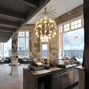 Bakkerswinkel restaurant by Piet Hein Eek