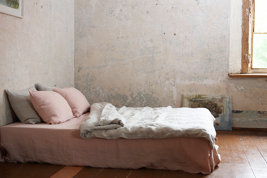 Linen Me stonewashed bedlinen and towel collections combine high-quality linen with a palette of neutral tones that are easy to mix and match. From £24.99 for a pillowcase