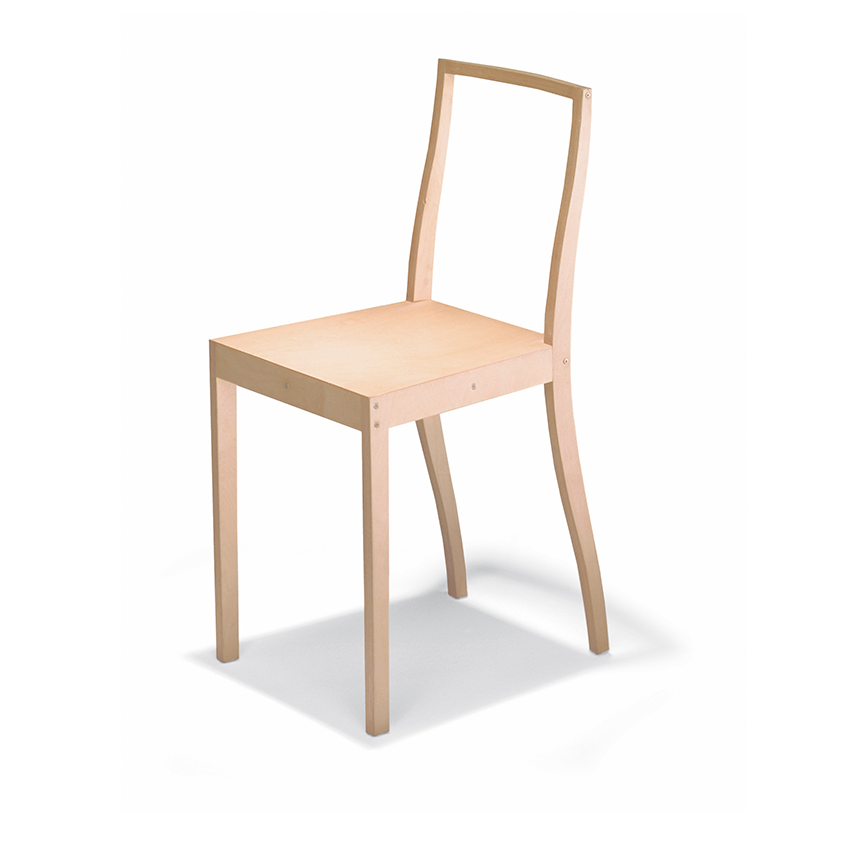 Image 5 of 8 'Plywood Chair' for Vitra