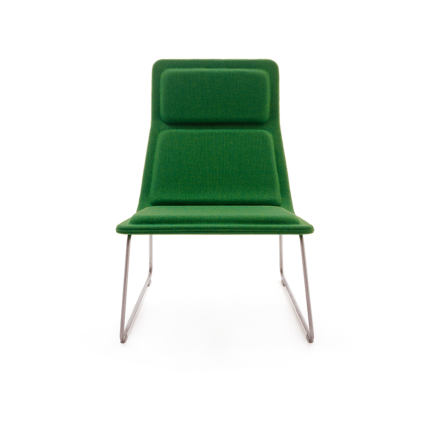 Image 7 of 8 'Low Pad' chair for Cappellini