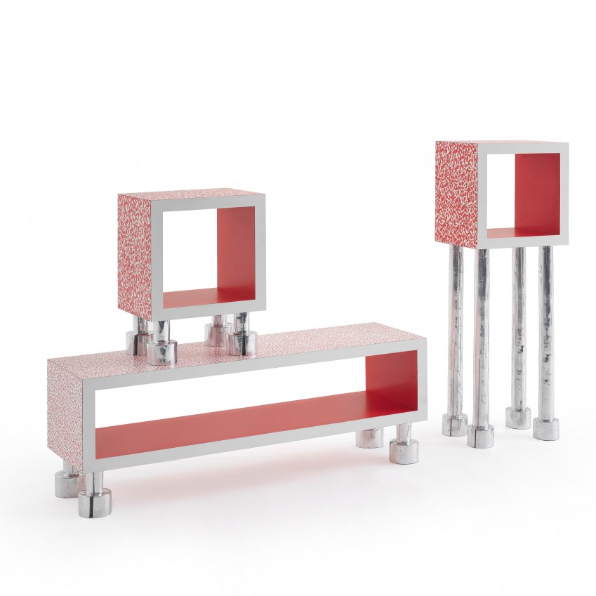 Open country kitchen design - Elle Decoration Uk Memphis In The Air At Milan Fair