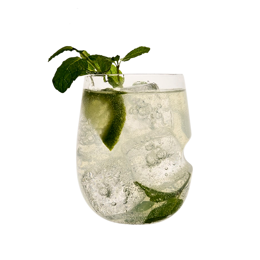'Go Anywhere' cocktail tumbler by Govino, £10, Ella's Kitchen Company (ellaskitchencompany.com)