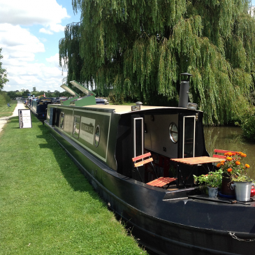 The Book Barge