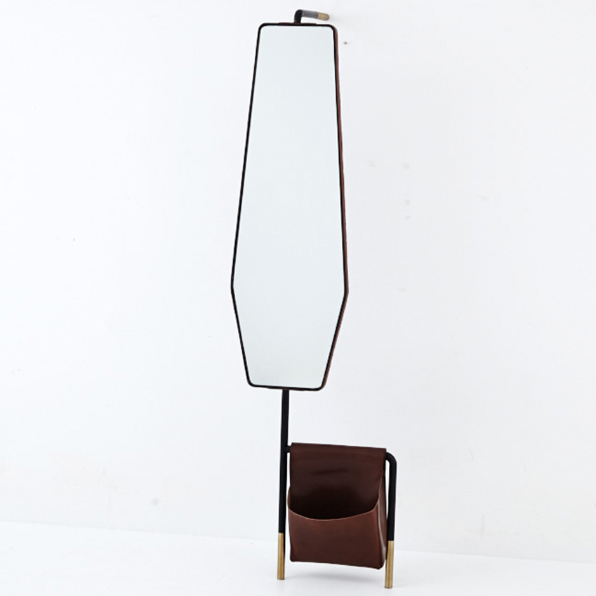 Valet mirror, Rockwell Group for Stellar Works
