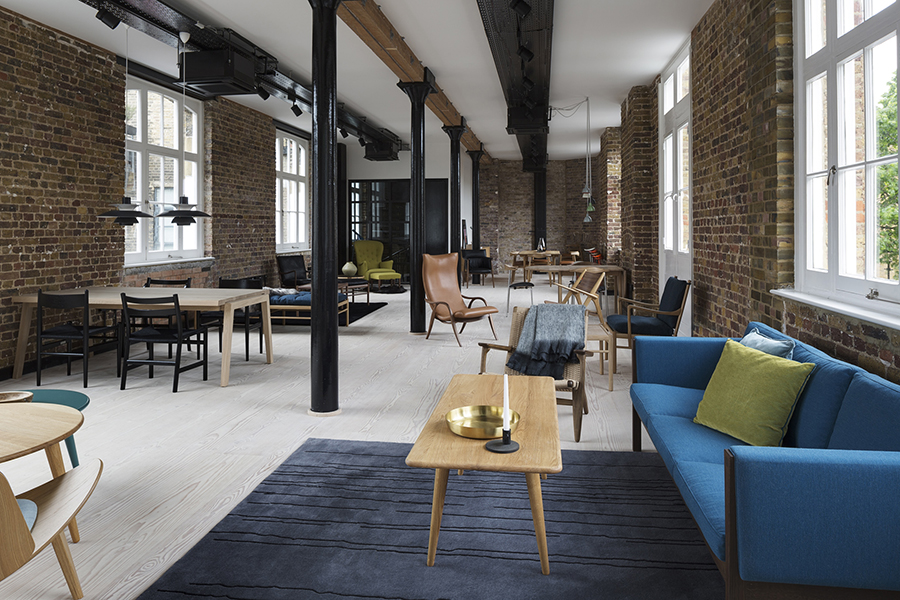 Carl Hansen & Son London Showroom