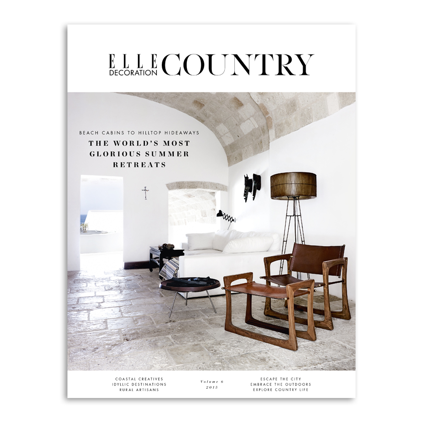 Online Home Decor Magazine: ELLE Decoration Country 6 On Sale Now