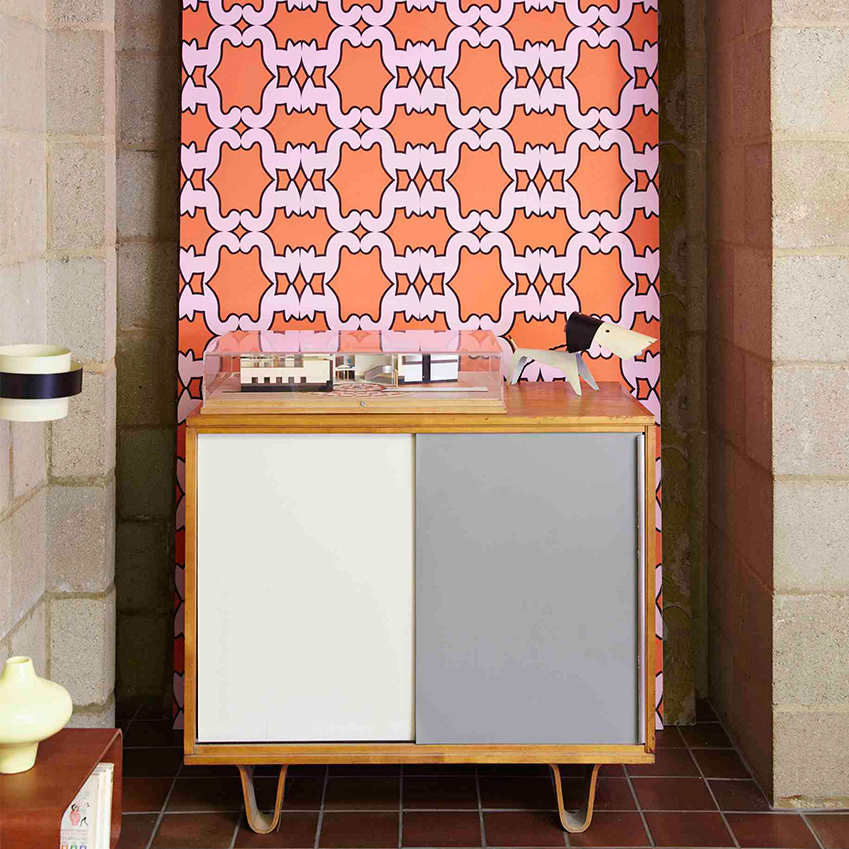 Cats wallpaper by Eley Kishimoto
