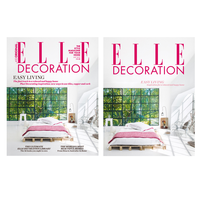 ELLE Decoration UK JULY