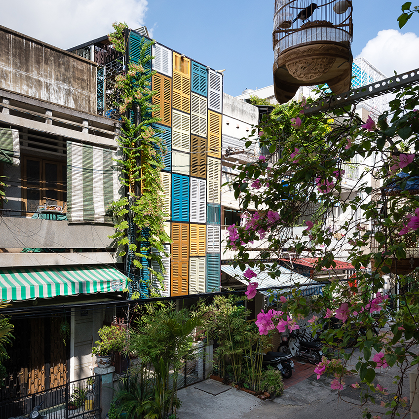 Vegan House, Block Architects. Photography: Quang Tran