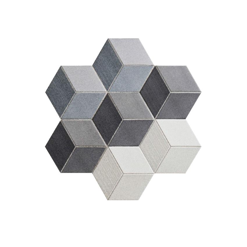 Image 7 of 8: 'Avoir' tiles, £98 per square metre, Johnson Tiles (johnson-tiles.com)