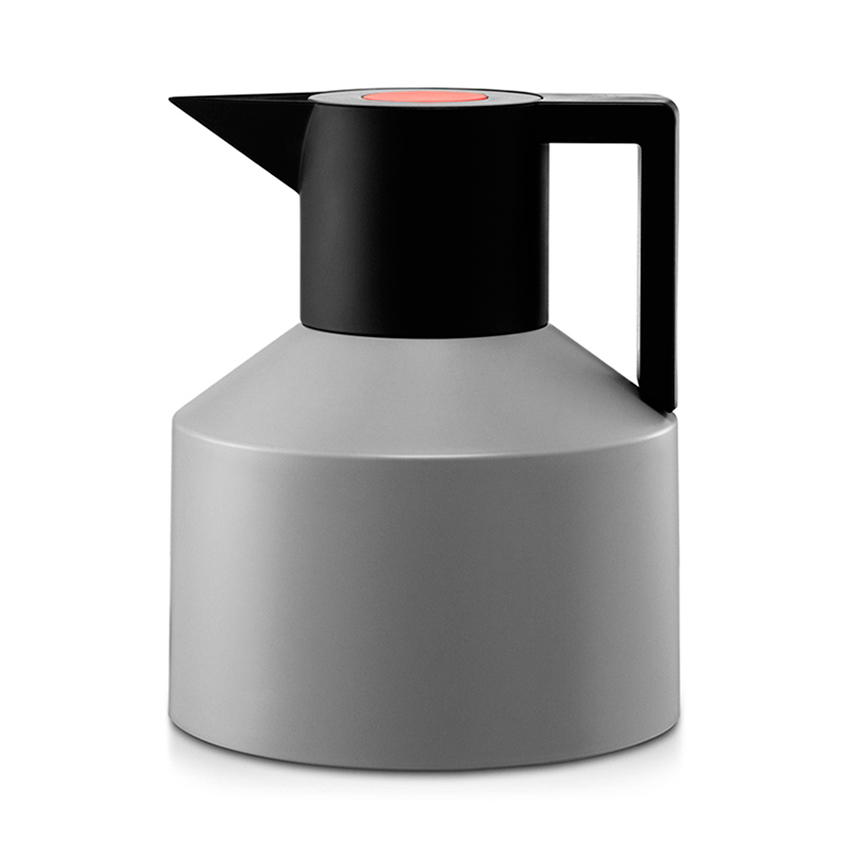 Available in six colourways, the 'Geo Vacuum Jug' by Normann Copenhagen is a retro-look way to keep your drinks cool. £59 (normann-copenhagen.com)