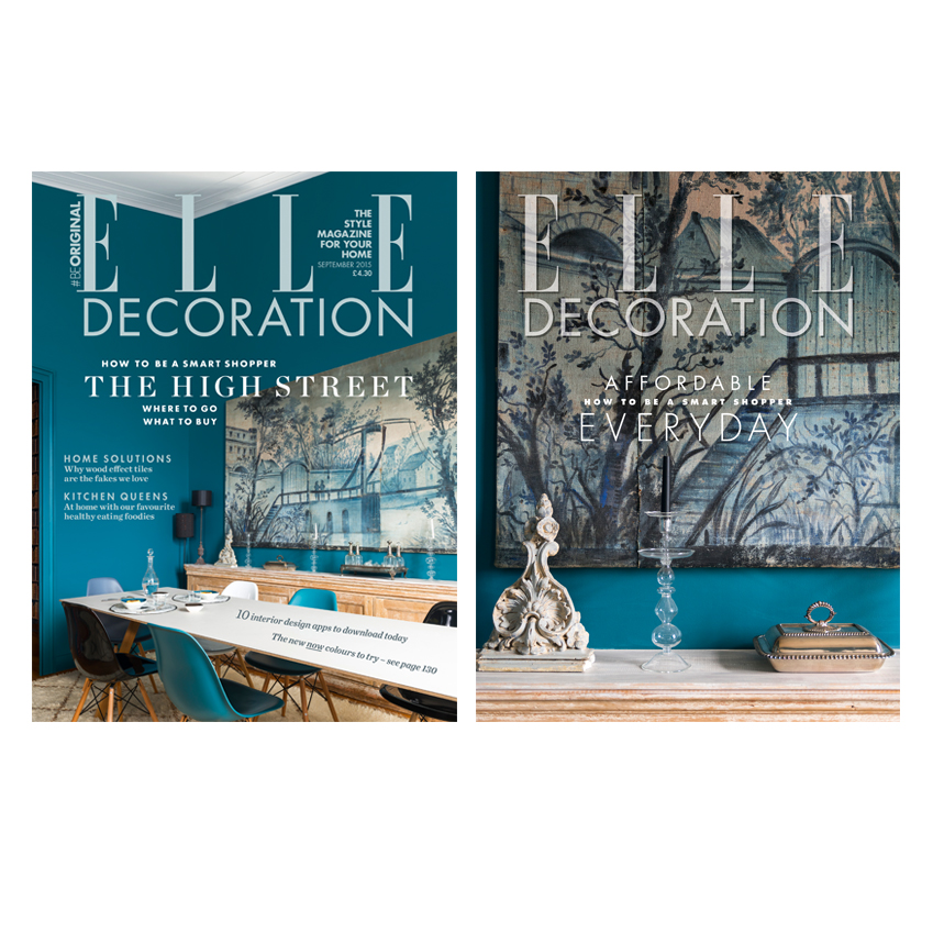 Elle Decoration Uk September