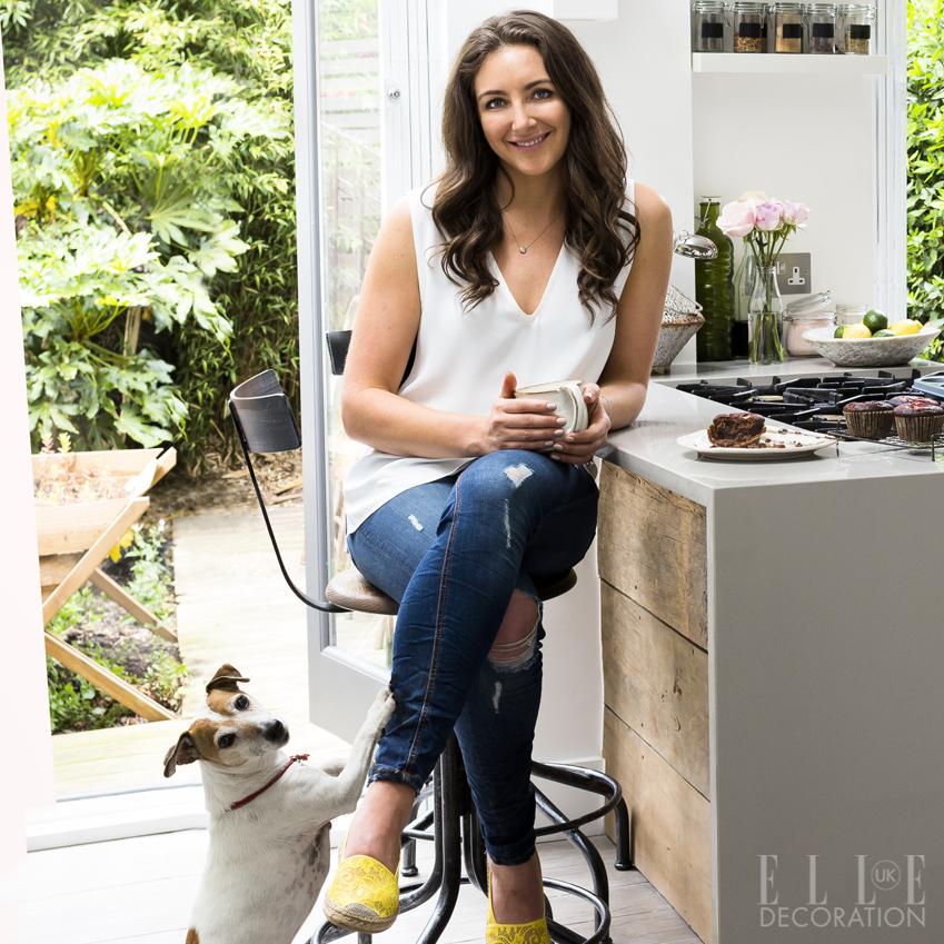 Kitchen Queen Natasha Corrett Elle Decoration Uk