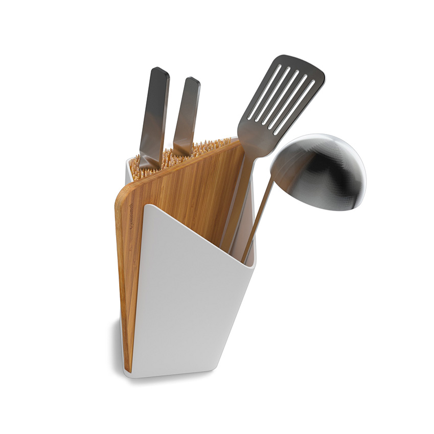 Black + Blum kitchen Utensil holder, £40