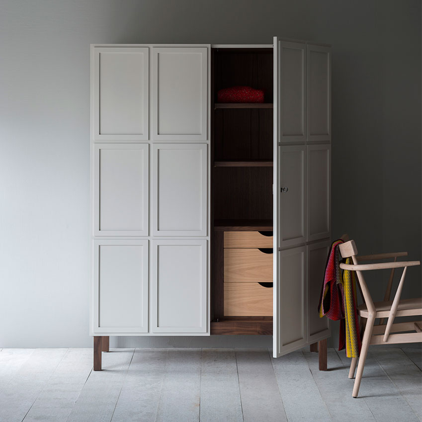 fashionable wardrobes elle decoration uk. Black Bedroom Furniture Sets. Home Design Ideas