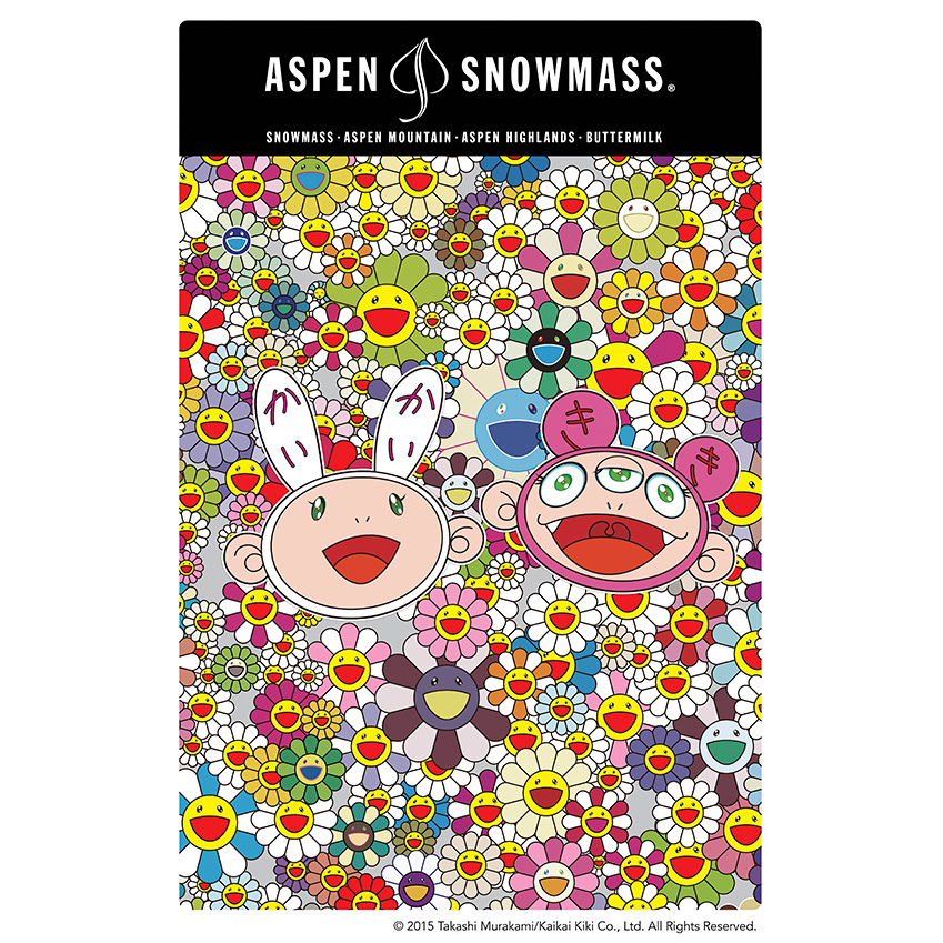 Copyright 2015 Takashi Murakami/Kaikai Kiki Co. Ltd.
