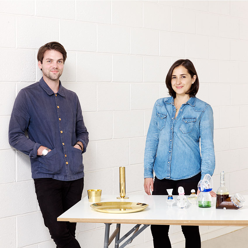 Best accessories design and best eco design – Daniel Schofield and Juli Bolaños Durman